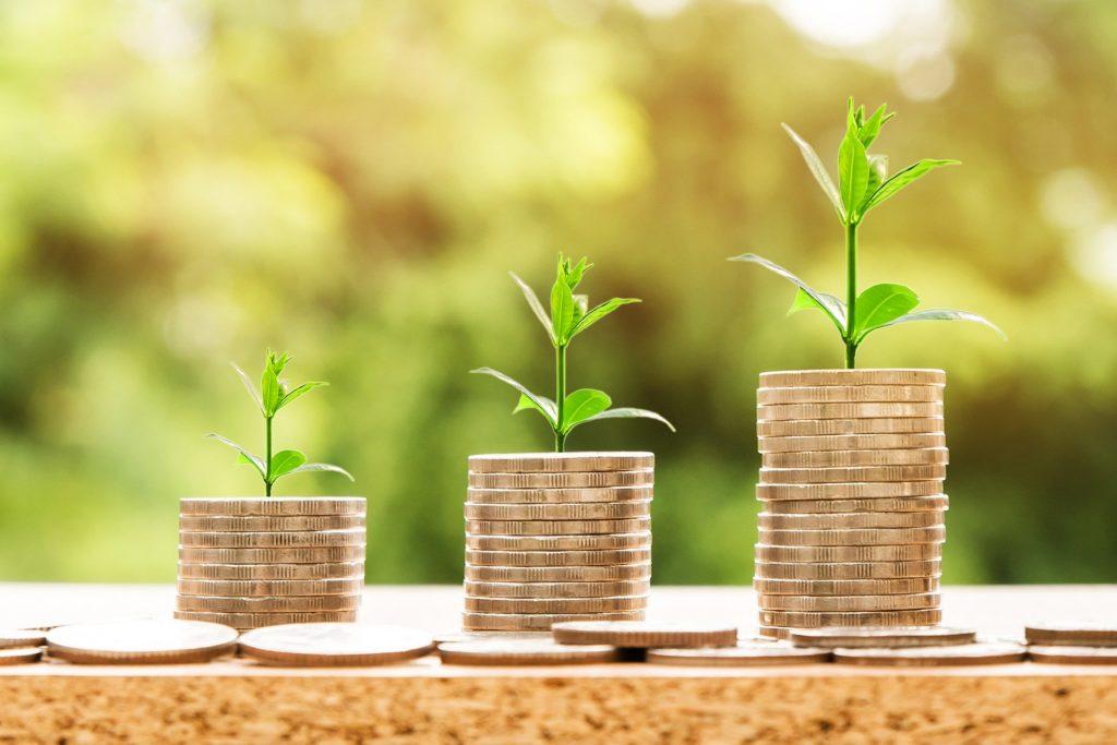 voksende penge